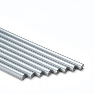 12mm x 200mm Silver Glue Sticks